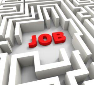 Navigating the maze of holiday season job searching